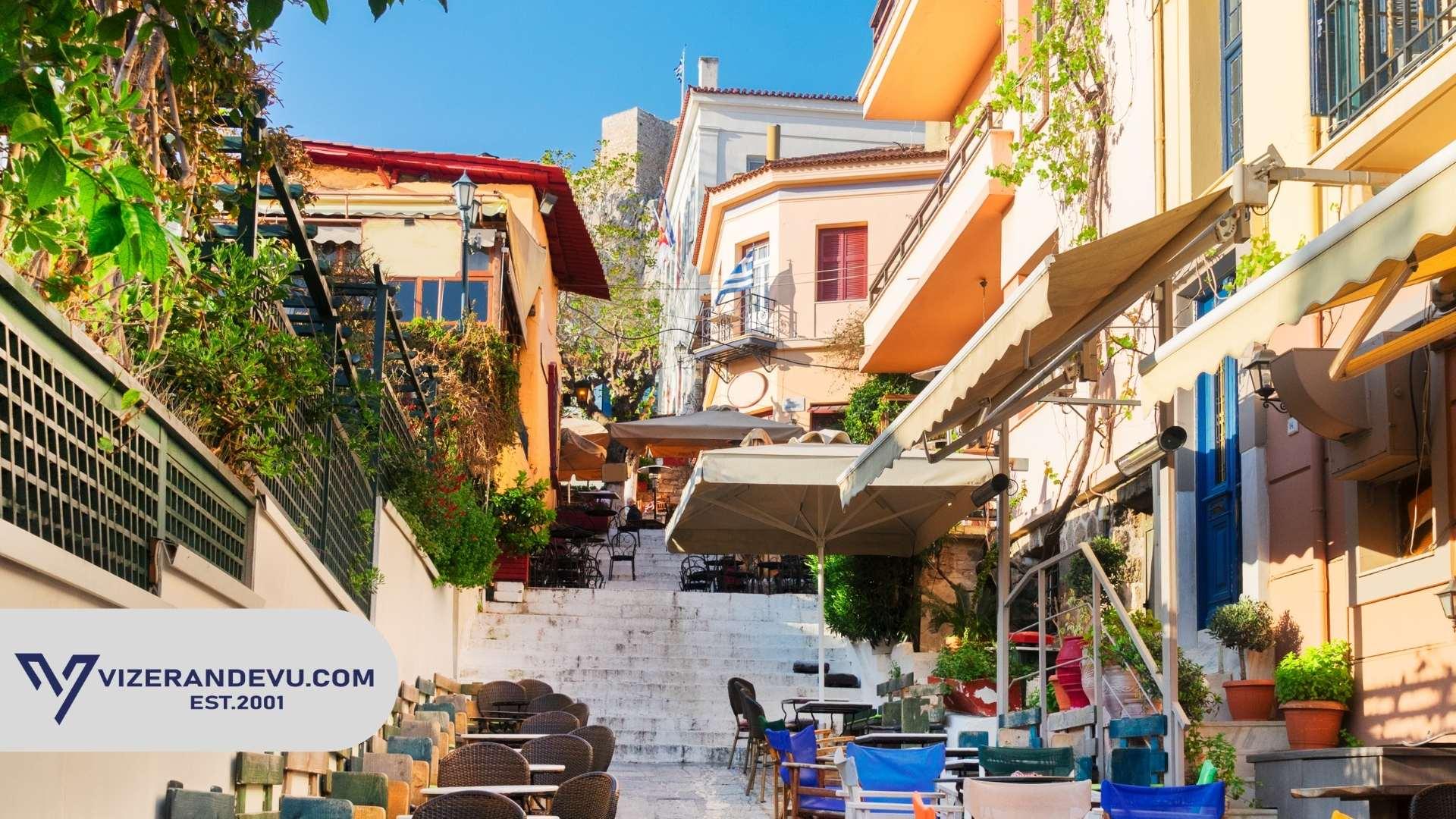 Yunanistan Ulusal Vizeleri Nelerdir