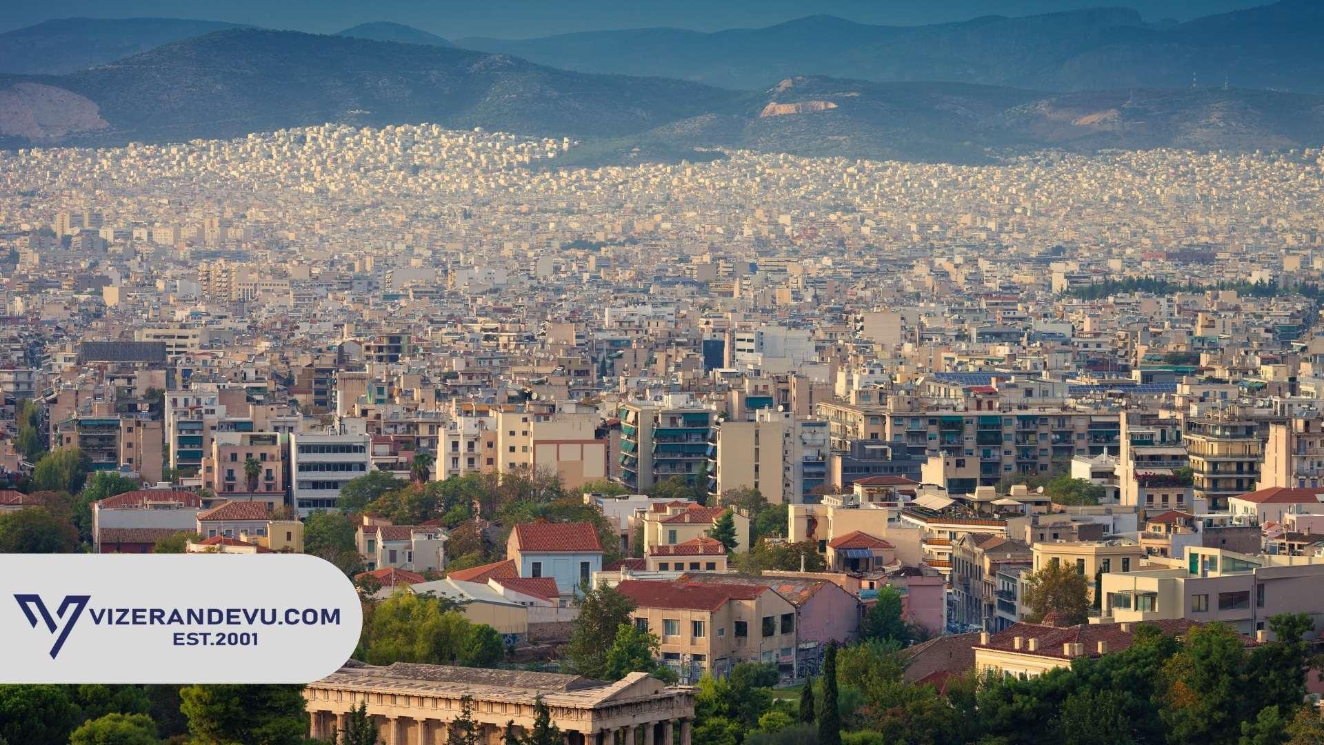 Yunanistan Vize Başvurusu İçin Gerekli Belgeler