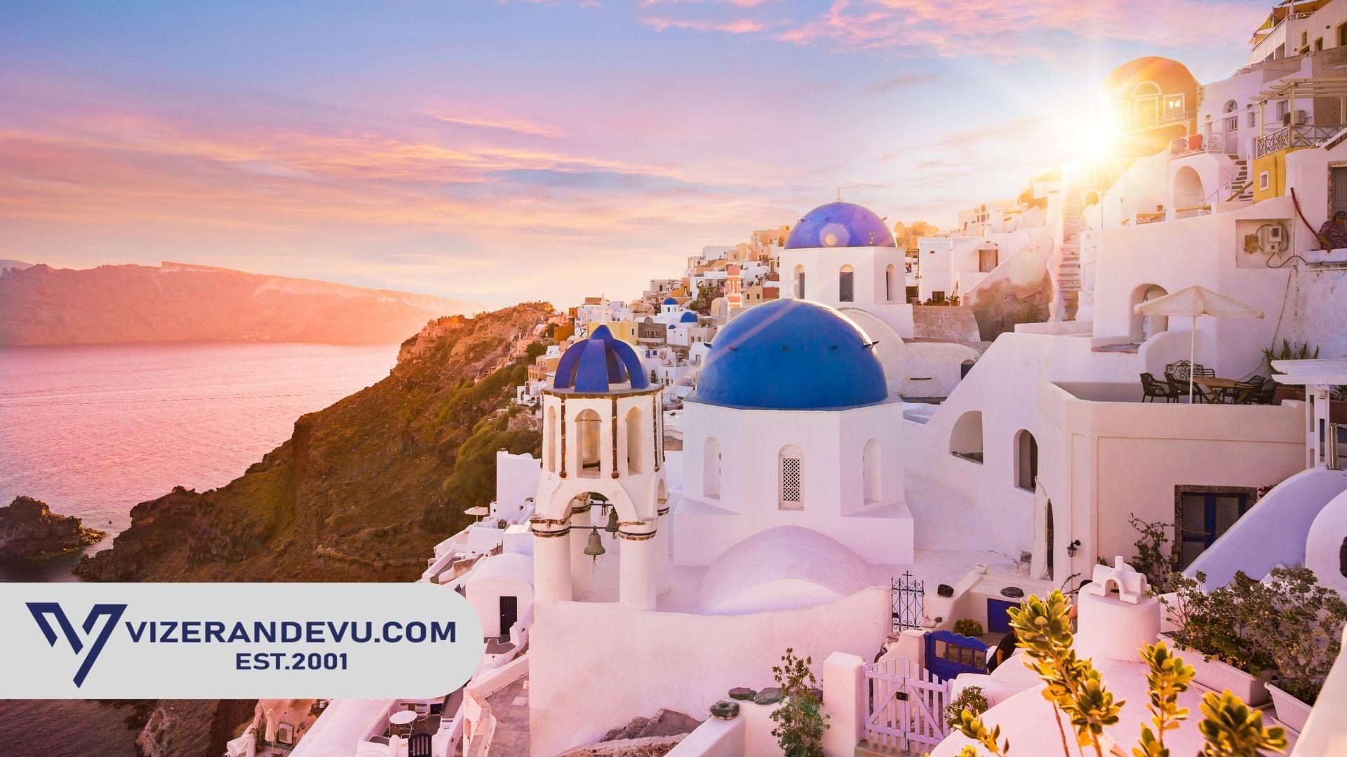Yunanistan Vize Evrakları: Güncel Liste 2021