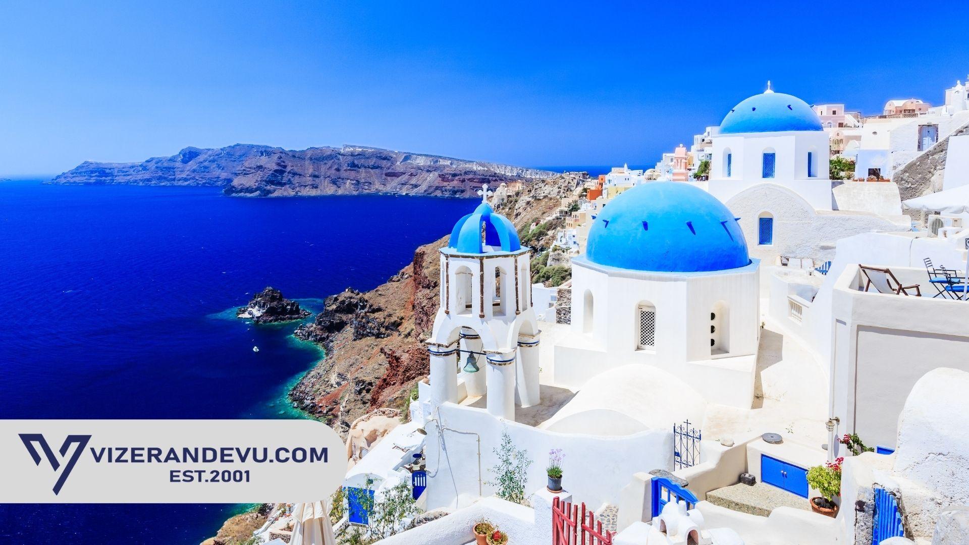 Yunanistan - Vize İşlemleri