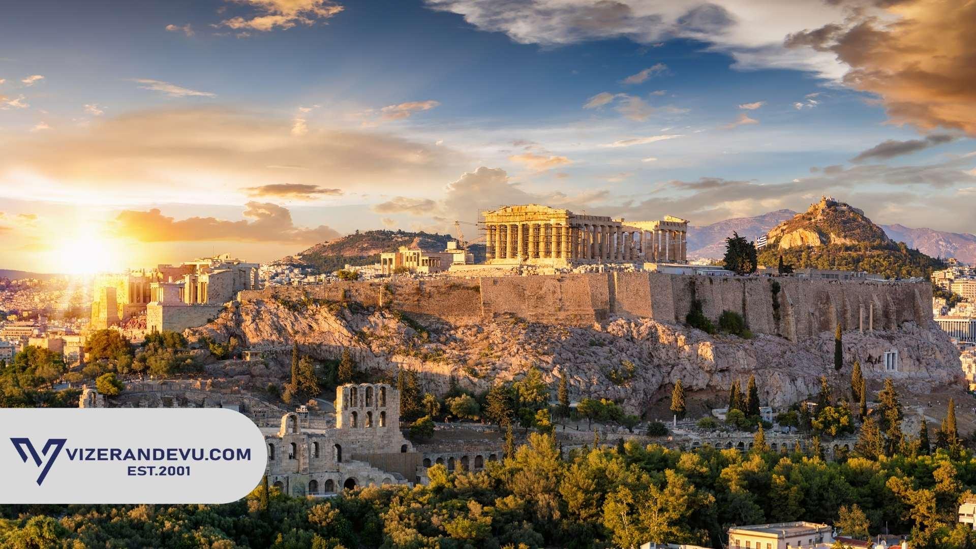 Yunanistan Vize Ücretinin Ödenmesi