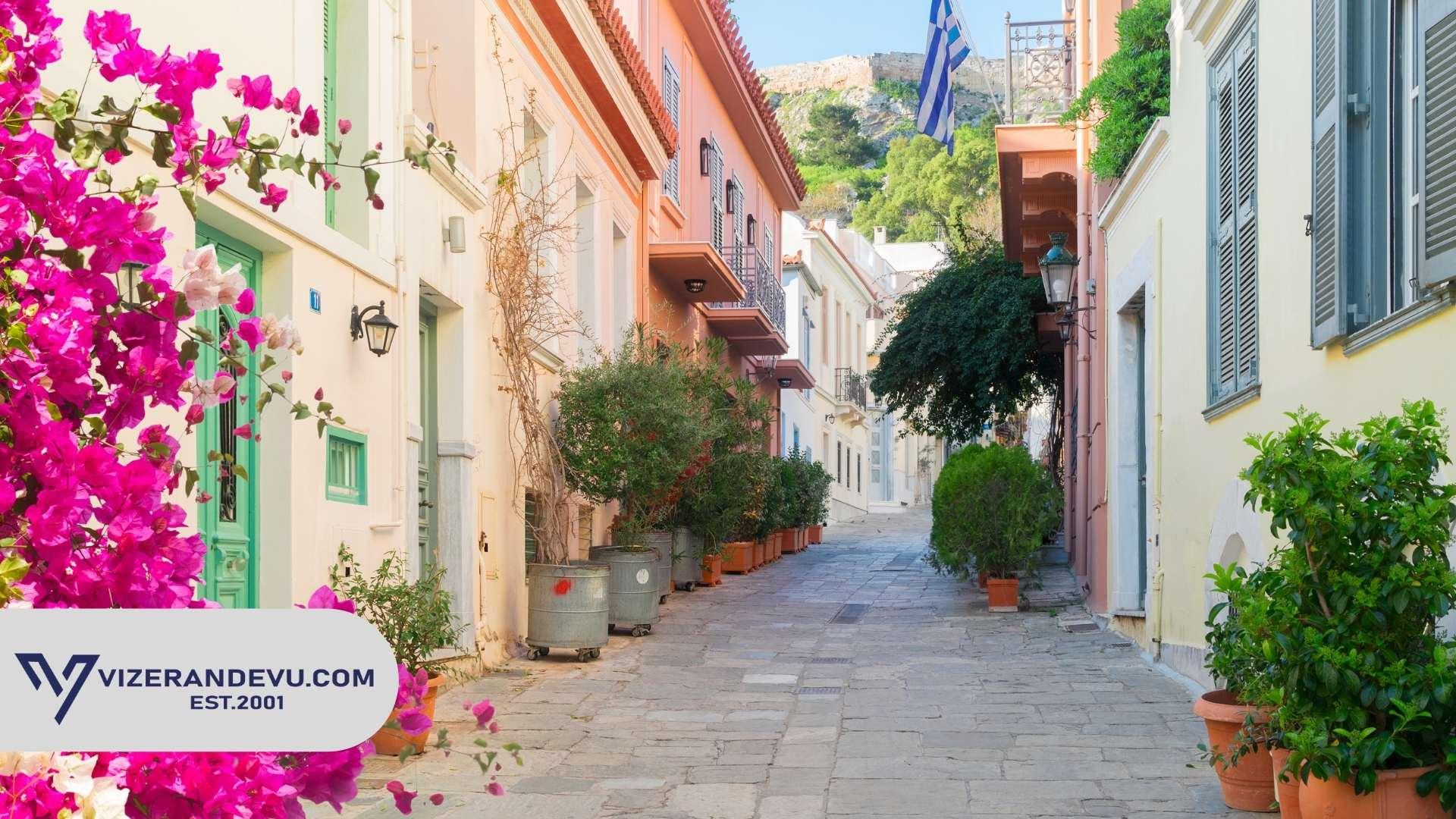 Yunanistan Vizesi İçin Ne Zaman Başvuru Yapmalıyım