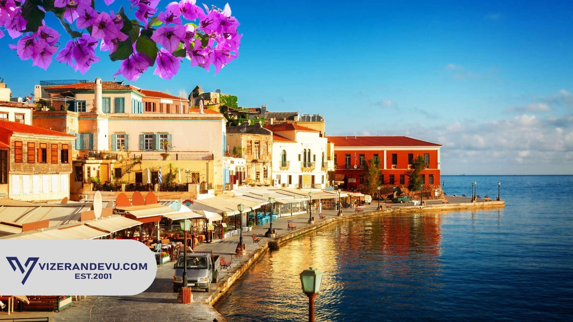 Yunanistan'a Yapılan Seyahatlerin Amacına Göre Vize Türleri