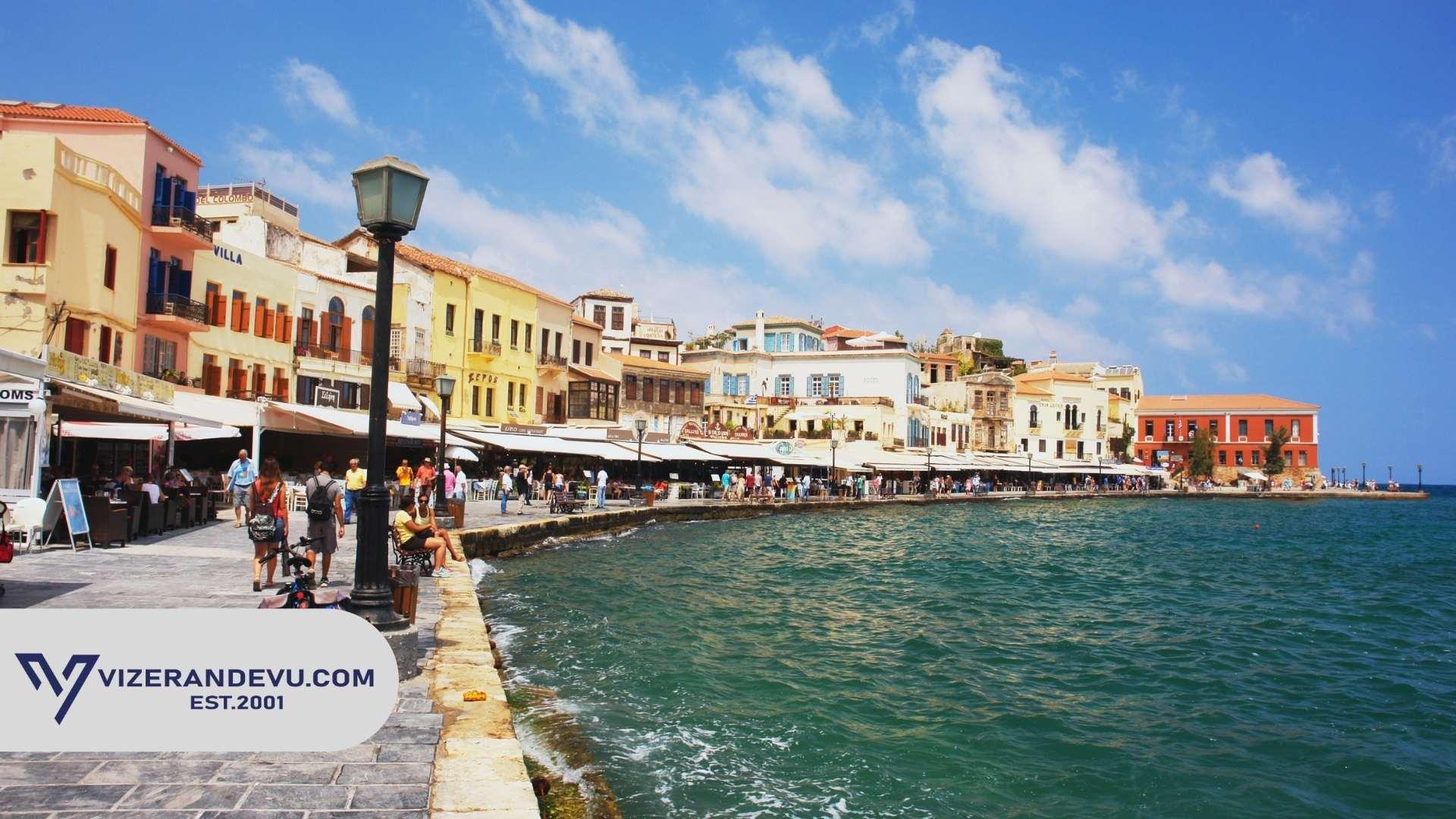 Yunanistan'na Günübirlik Vize