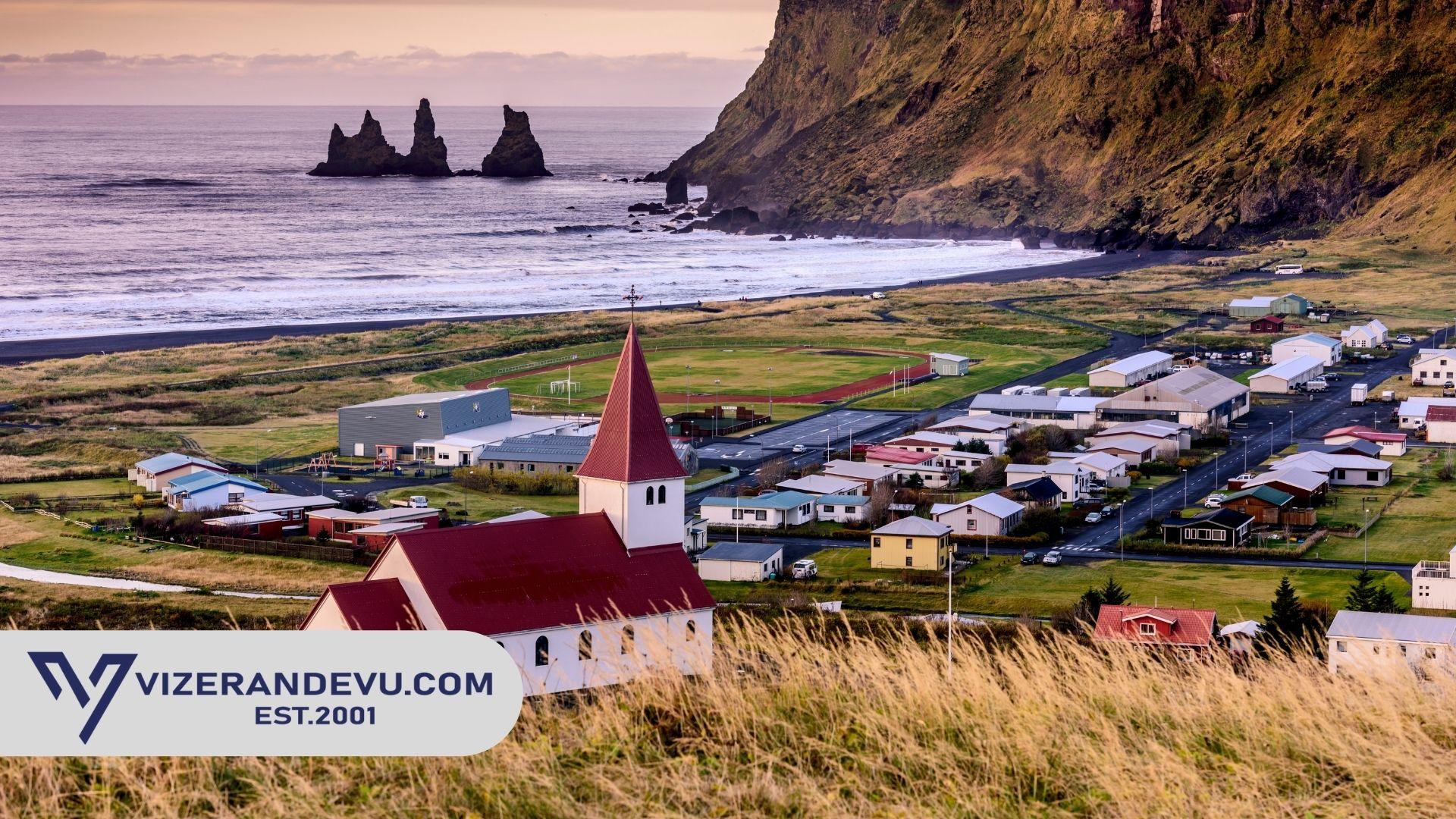 İzlanda Oturum ve Vatandaşlık Başvurusu