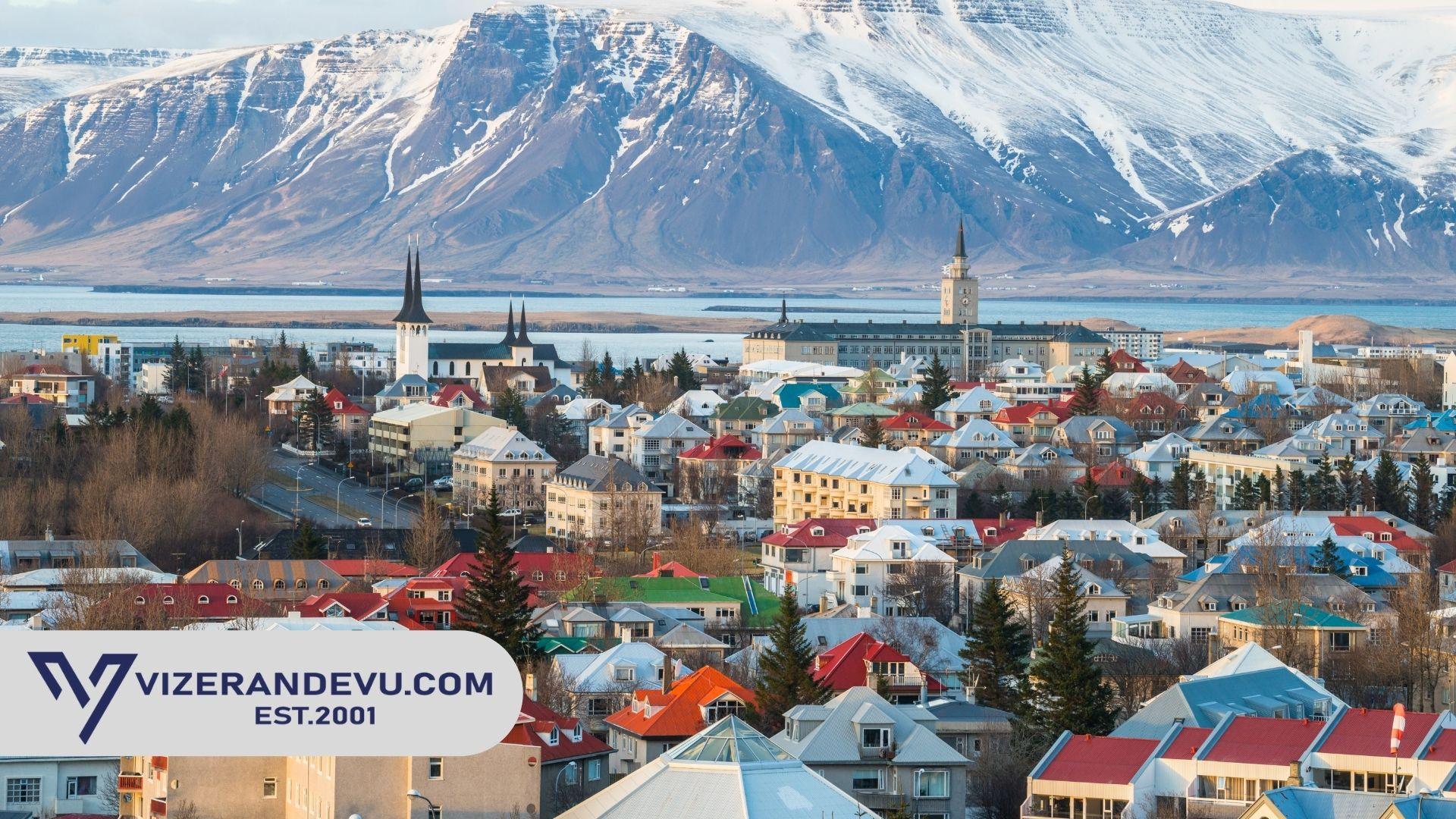 İzlanda Vizesi: Randevu ve Başvuru (2021)