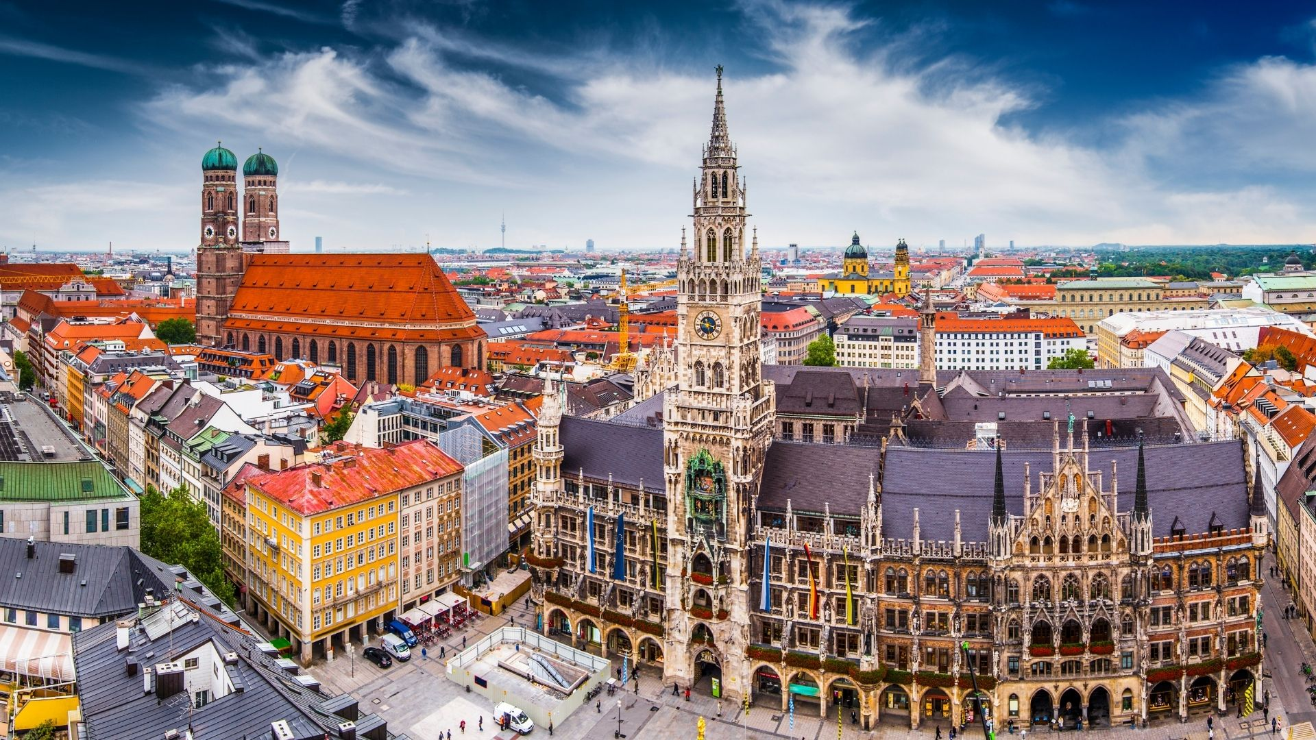 Almanya Çalışma Vizesi