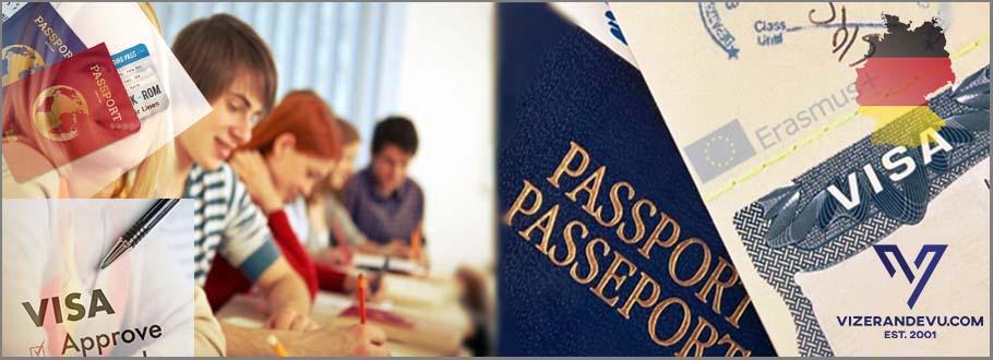 Almanya Öğrenci Vizesi: Yeni Dönem 2 – almanya ogrenci vize reddi