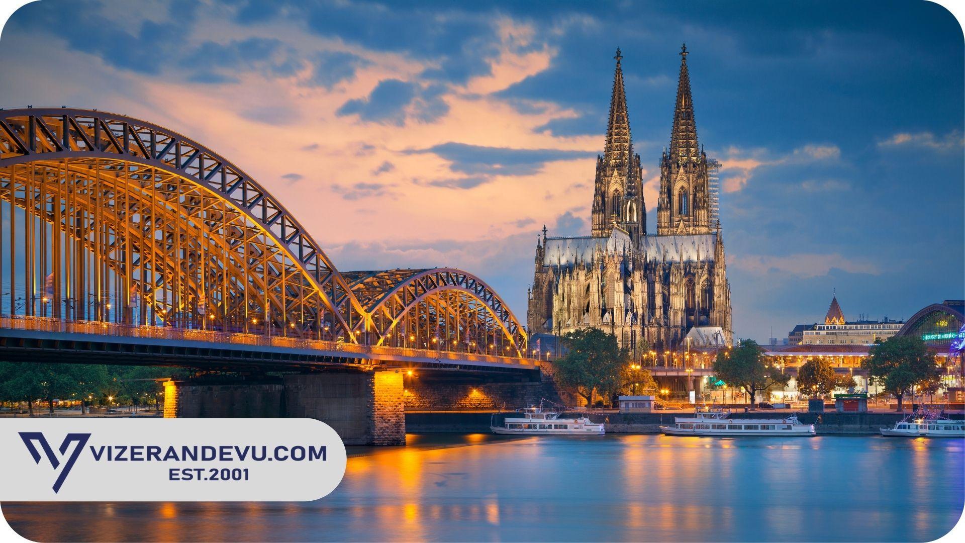 Almanya Turist ve Ziyaretçi Vizesi