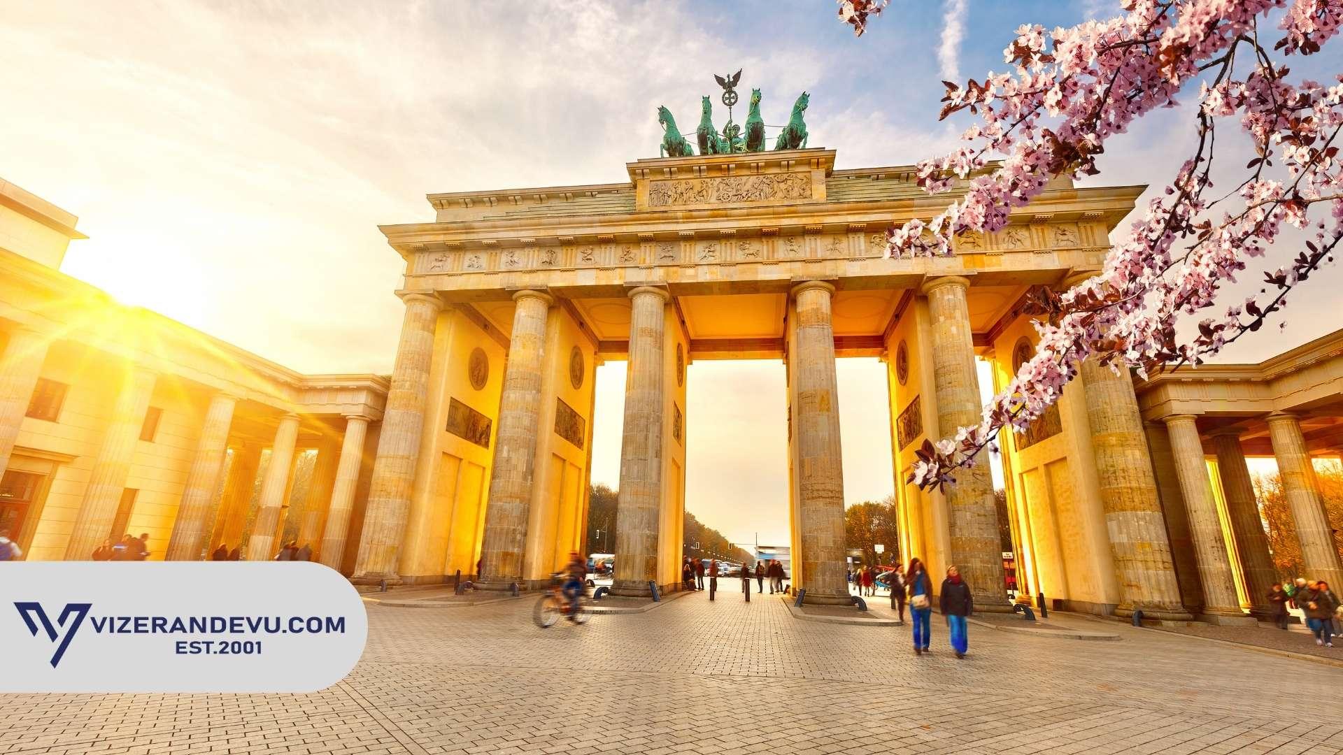 Almanya Turistik Vize