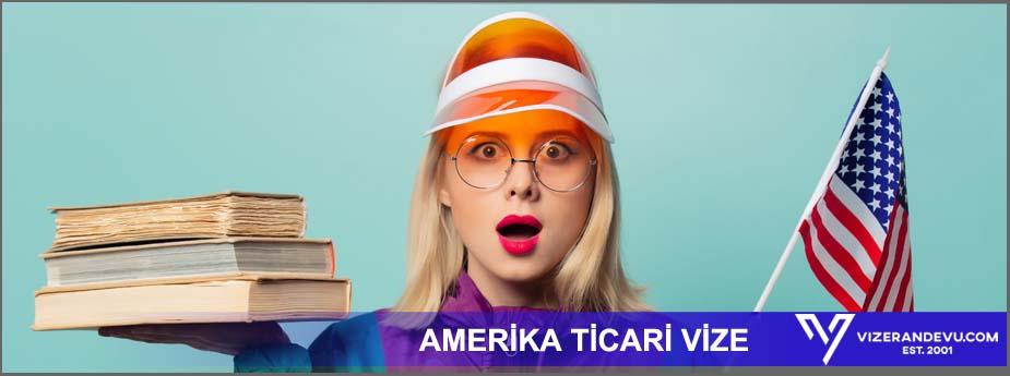 Amerika Ticari (B1) Vizesi 1 – amerika ticari vize
