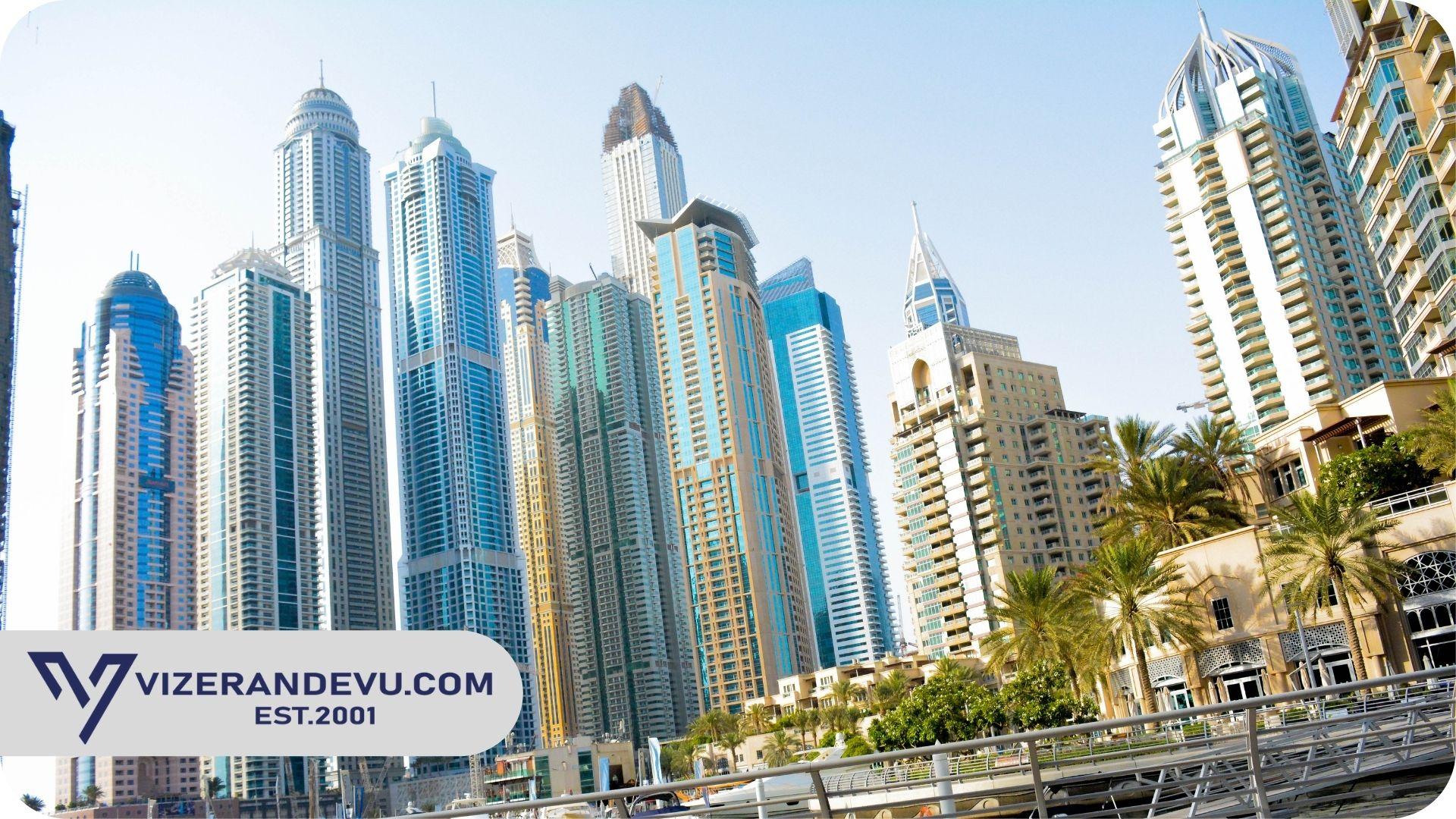 Birleşik Arap Emirlikleri Çalışma Vizesi