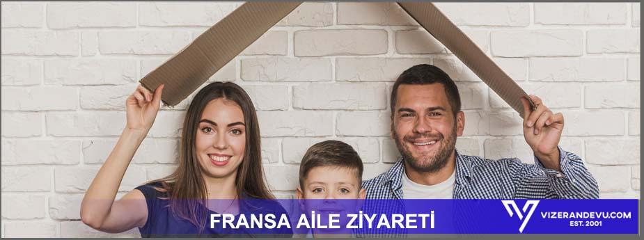 Fransa Aile Vizesi 1 – fransa aile ziyareti
