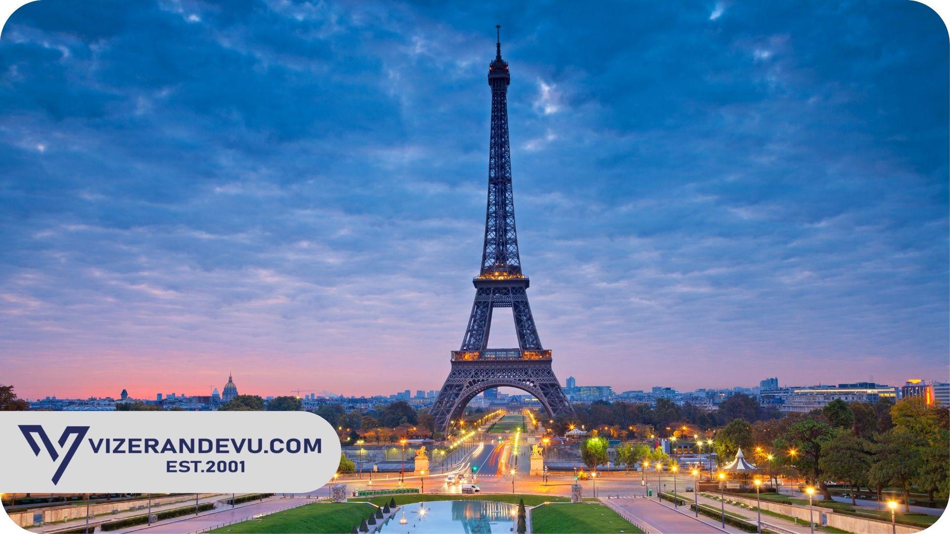 Fransa Çalışma Vizesi