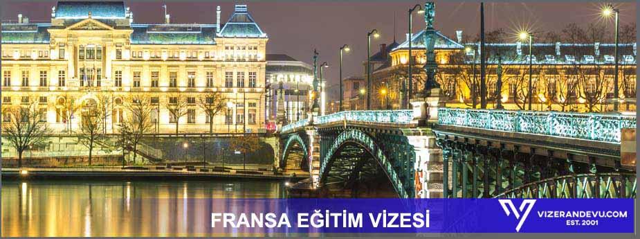 Fransa Kısa Süreli Çalışma Vizesi 2 – fransa egitim vizesi