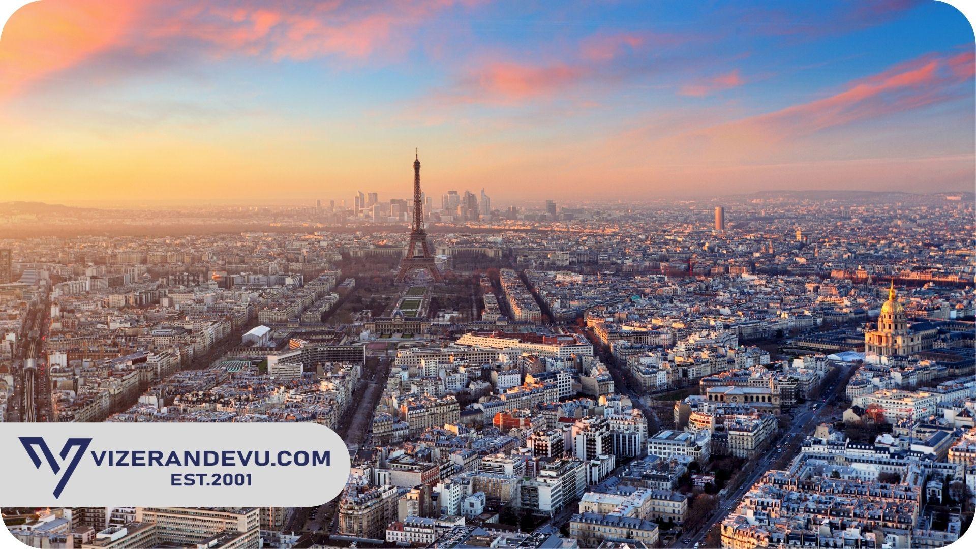 Fransa Kısa Süreli Çalışma Vizesi