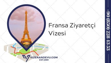 Fransa Ziyaretçi Vizesi