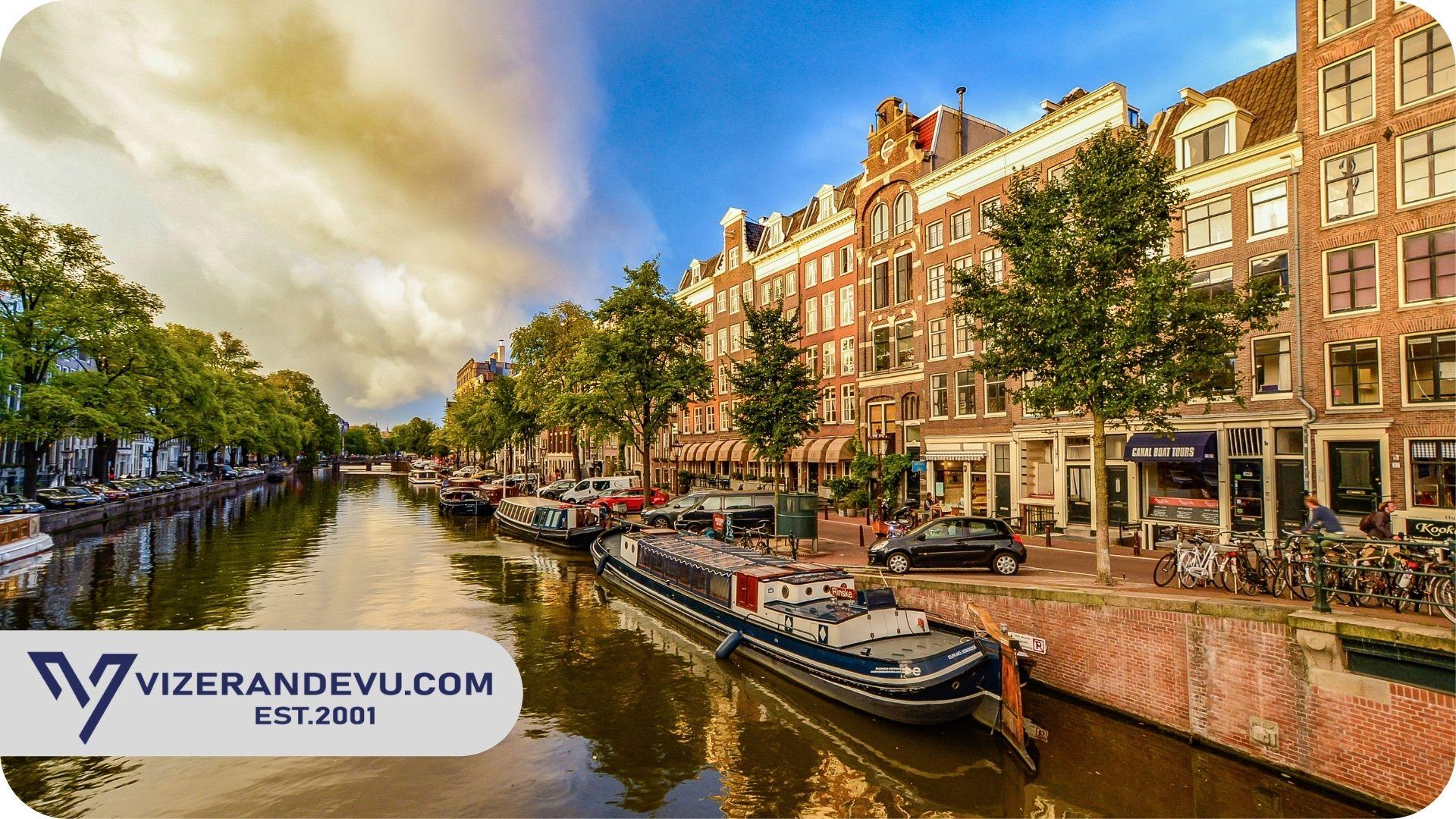 Hollanda Çalışma Vizesi