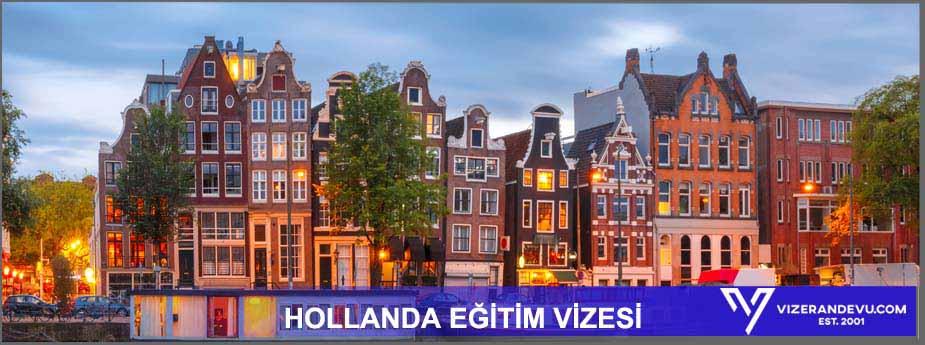 Hollanda Öğrenci Vizesi 1 – hollanda egitim vizesi