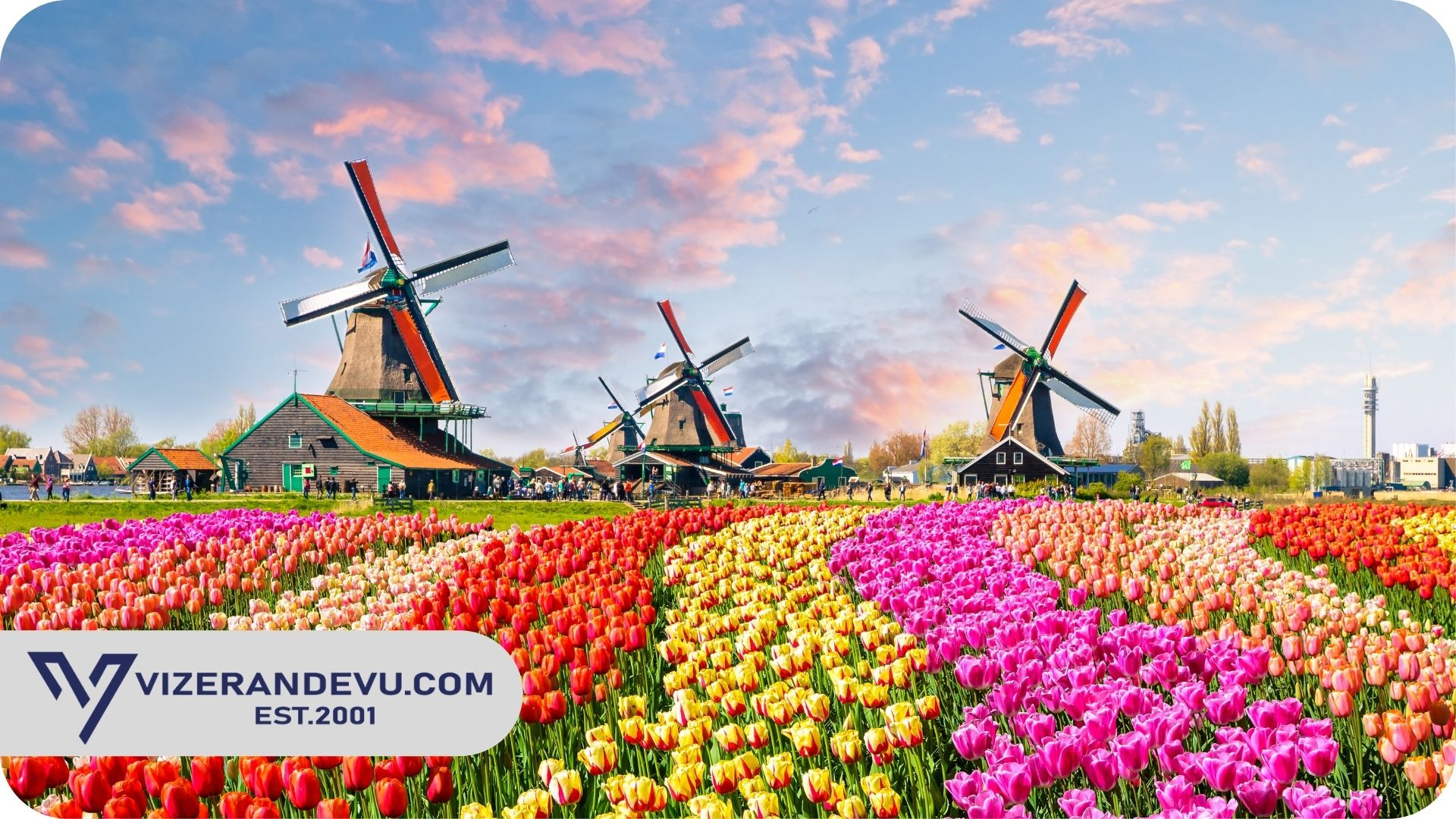 Hollanda Oturma İzni