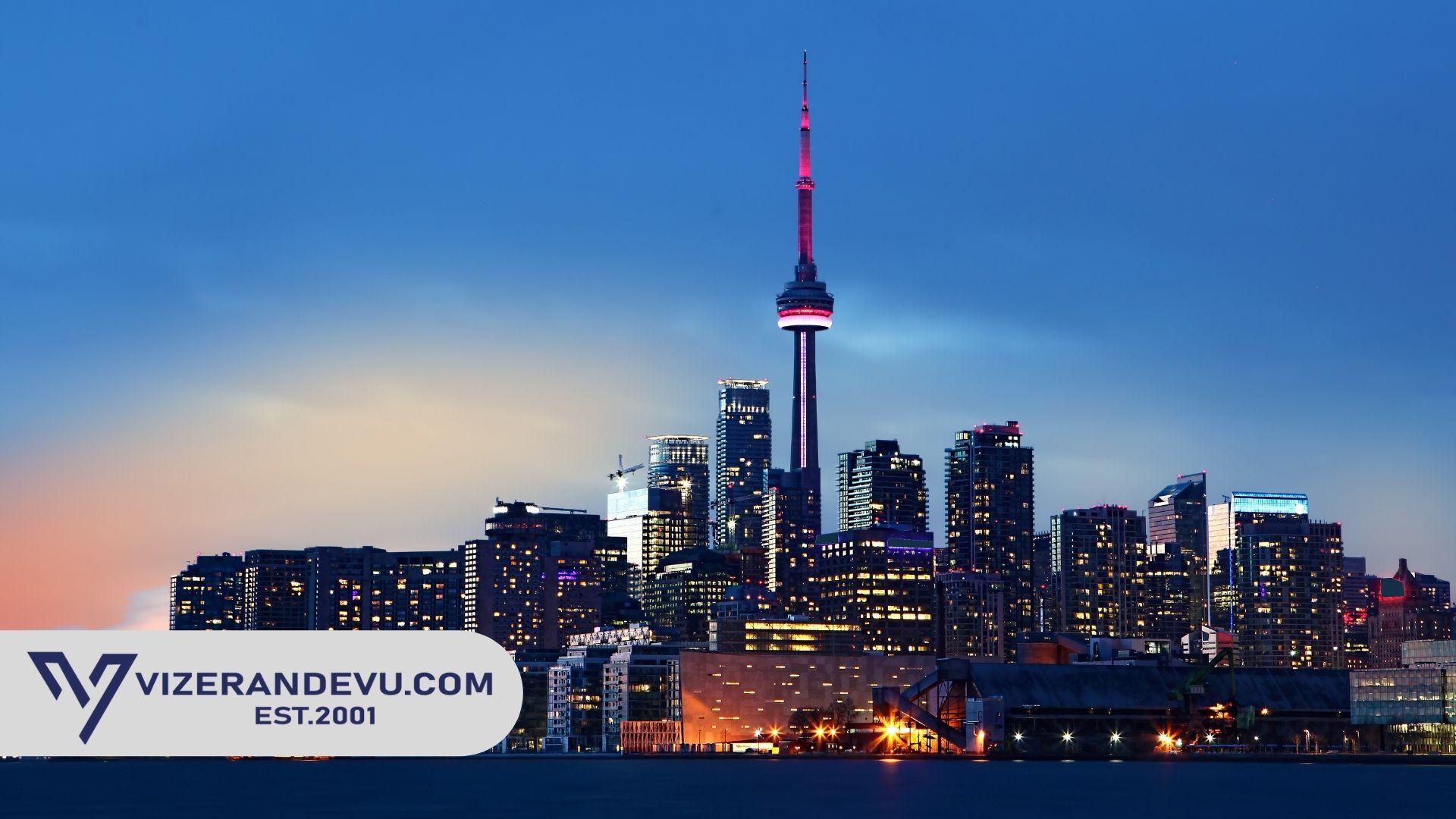 Kanada Geçici İkamet Vizeleri (TRV)