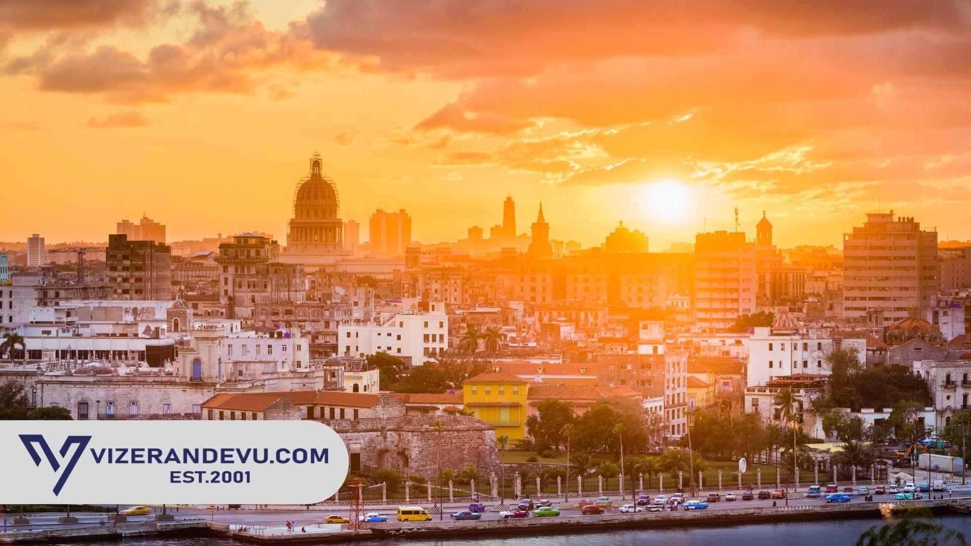 Küba Vizesine Nasıl Başvurulur?