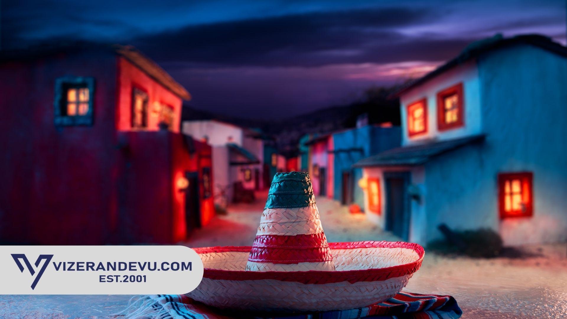 Meksika Vizesi İçin Neler Gerekiyor?