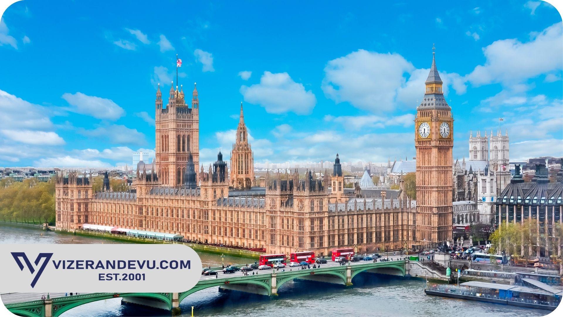 İngiltere İzinli Ücretli Katılım Vizesi