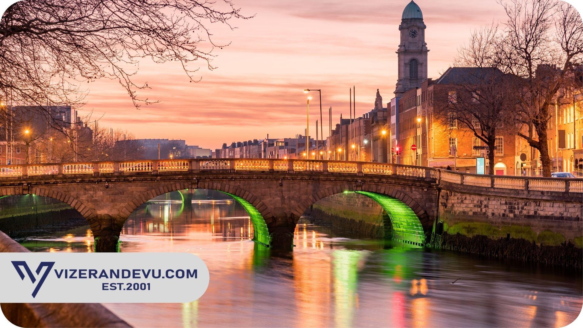 İrlanda Öğrenci Vizesi