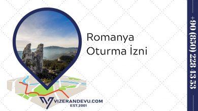 Romanya Oturma İzni