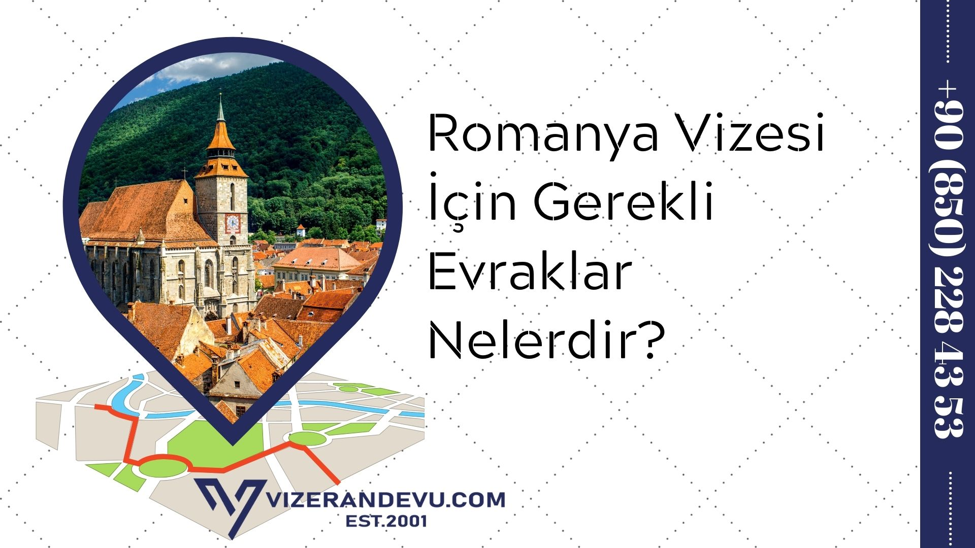 Romanya Vizesi İçin Gerekli Evraklar Nelerdir?