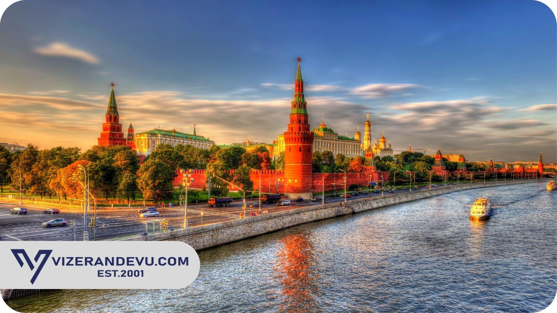 Rus Turist Vizesi