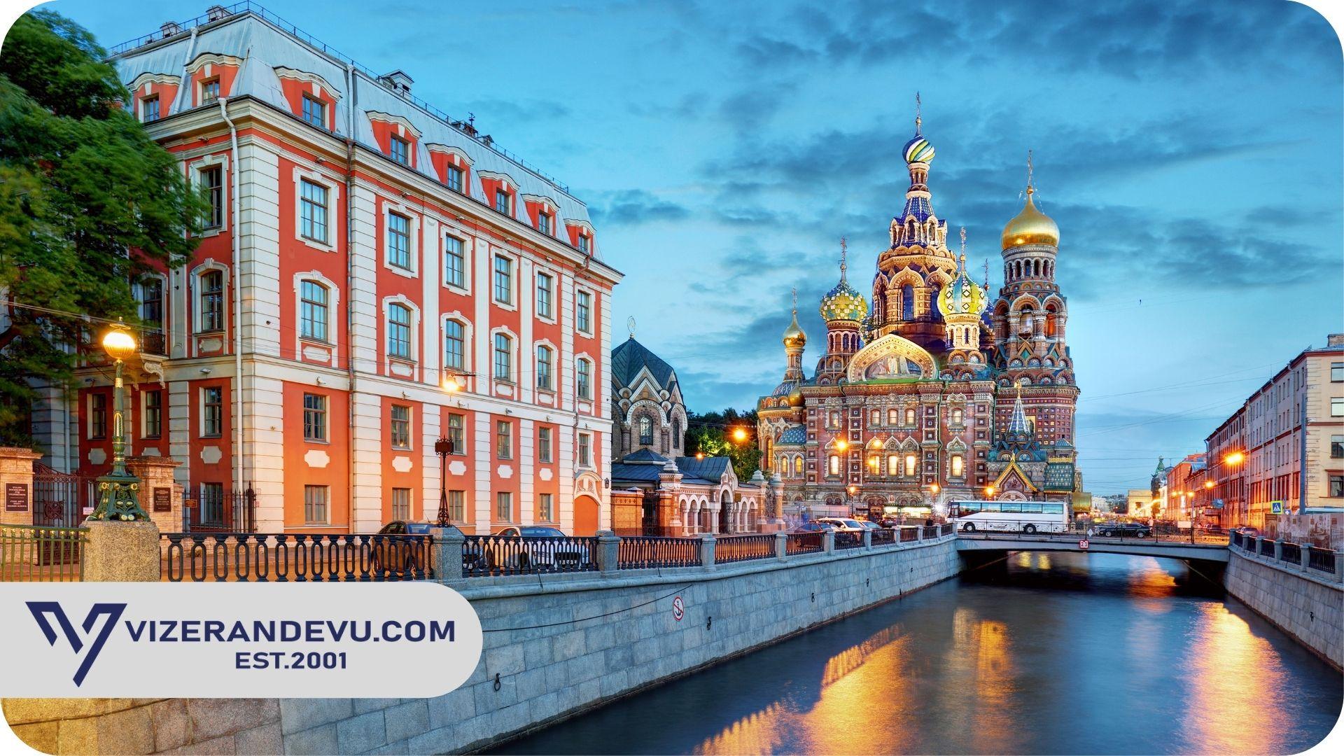 Rusya Özel Vizesi