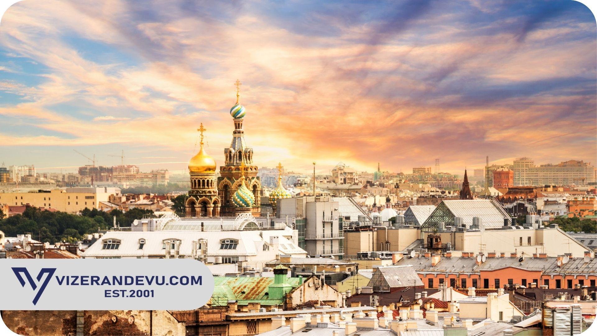 Rusya Vizesine Nasıl Başvurulur?