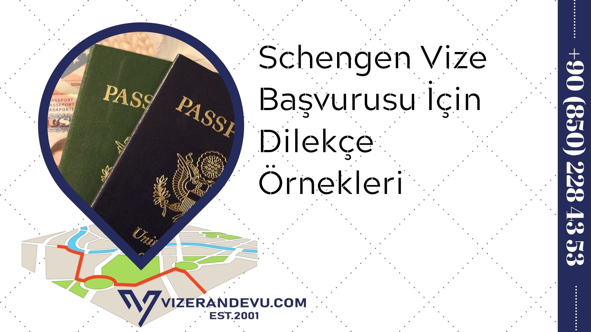 Schengen Vize Başvurusu İçin Dilekçe Örnekleri
