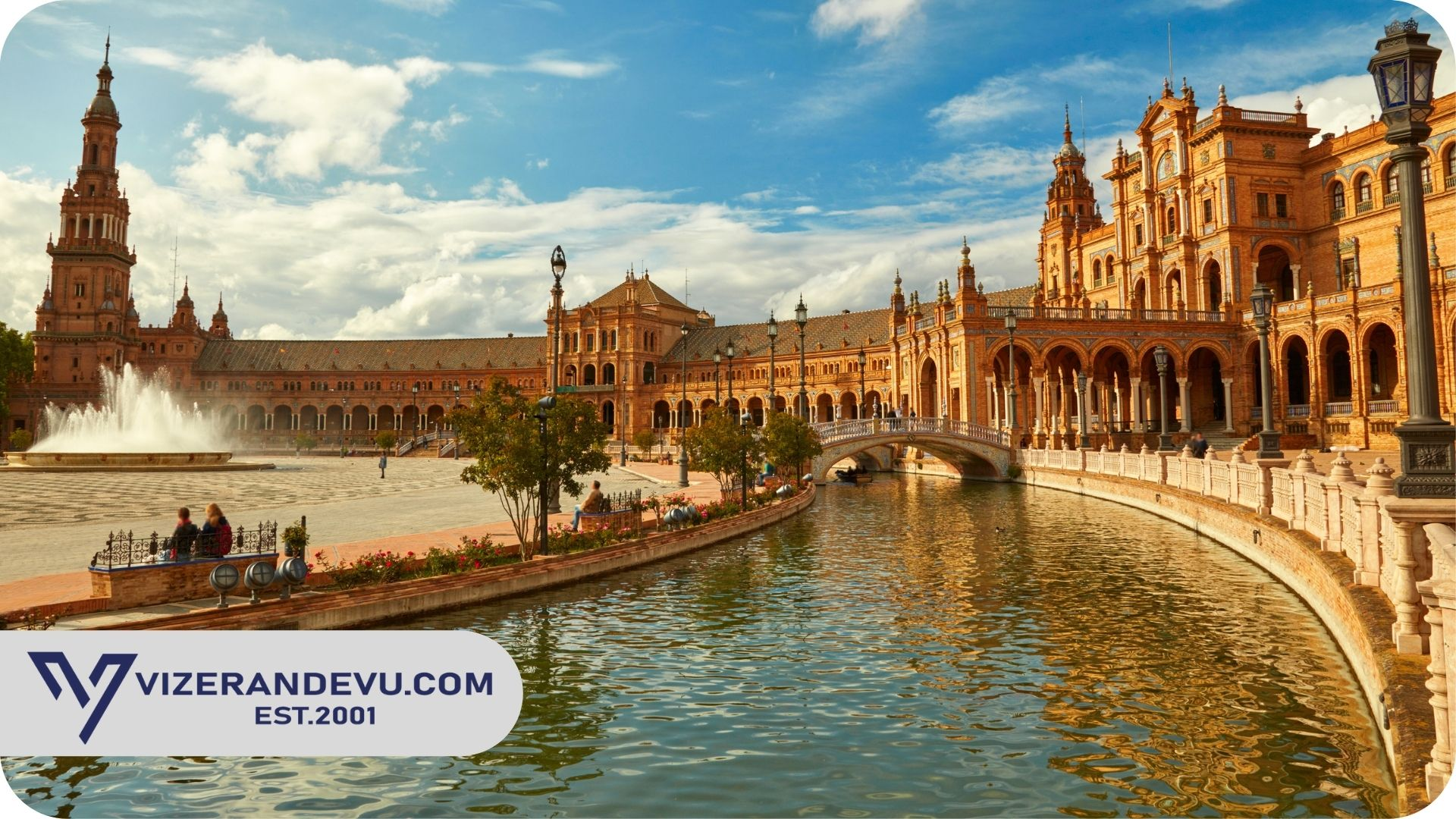 İspanya Turist / Ziyaretçi Vizesi