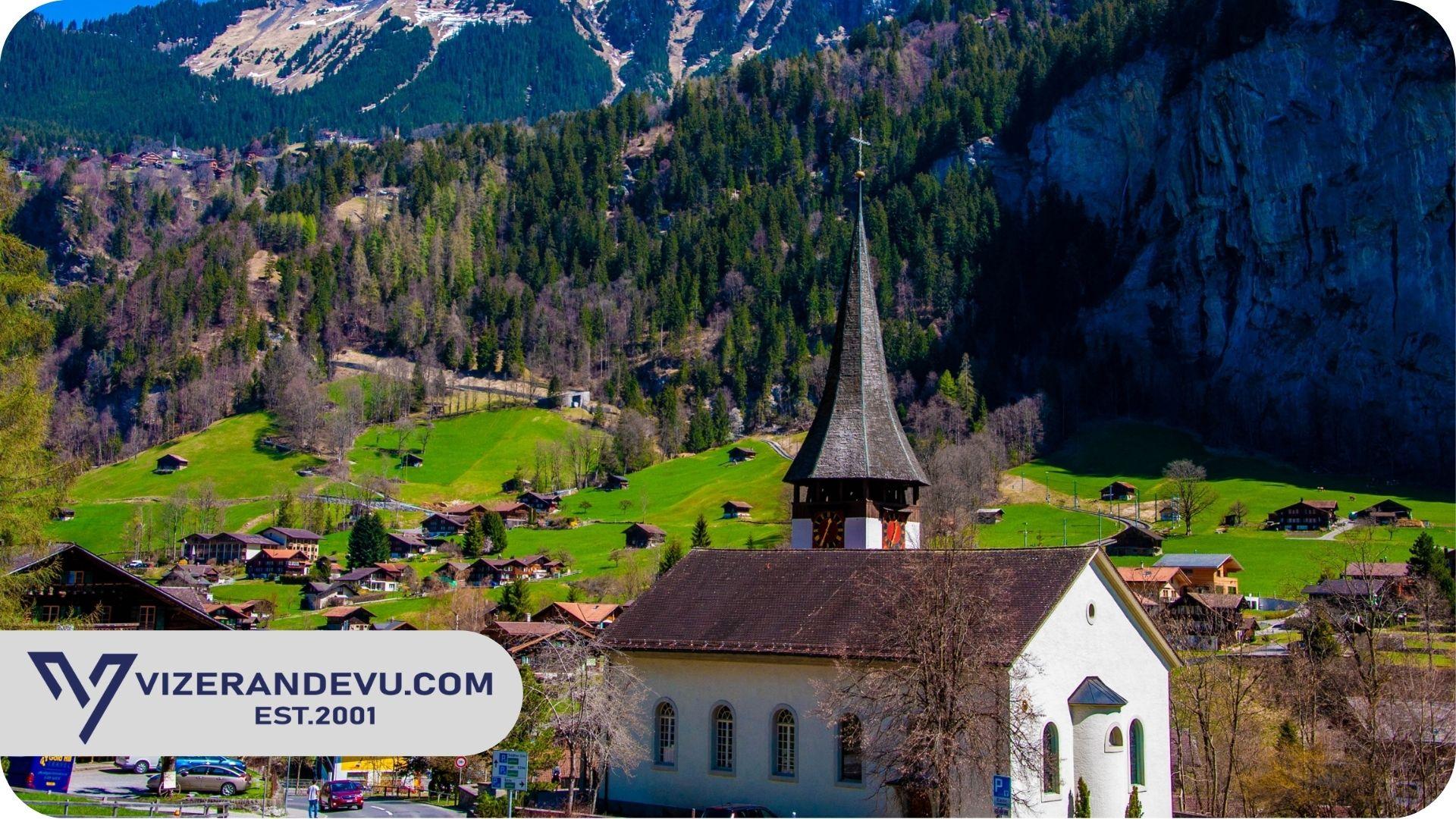 İsviçre Çalışma Vizesi Nedir?