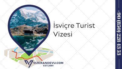 İsviçre Turist Vizesi