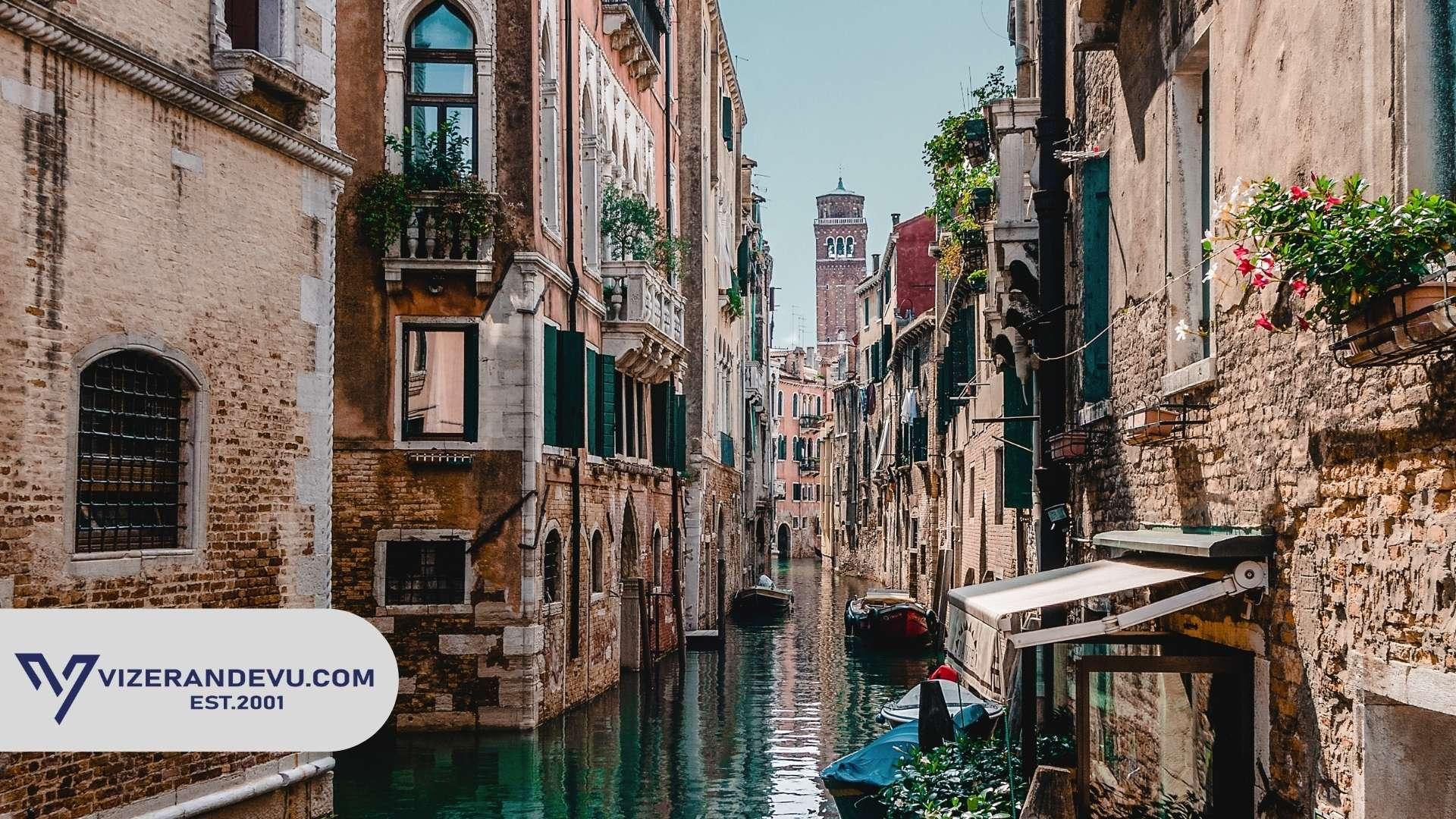 İtalya Çalışma Vizesine Alarak İtalya'ya Girdikten Sonra