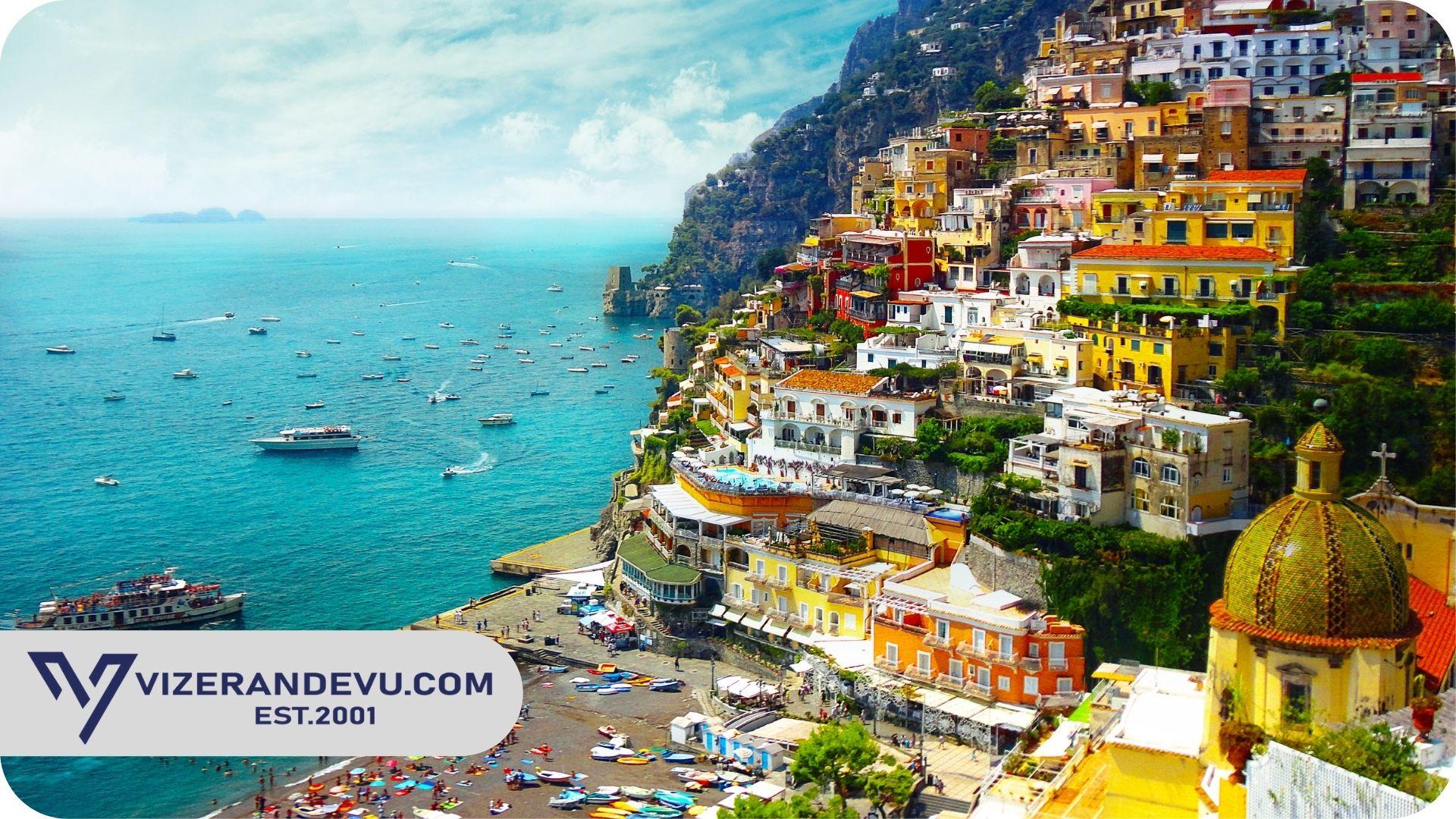 İtalya İçin Uzun Süreli Vizeler
