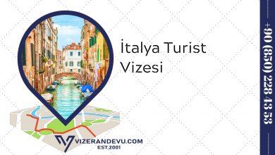 İtalya Turist Vizesi