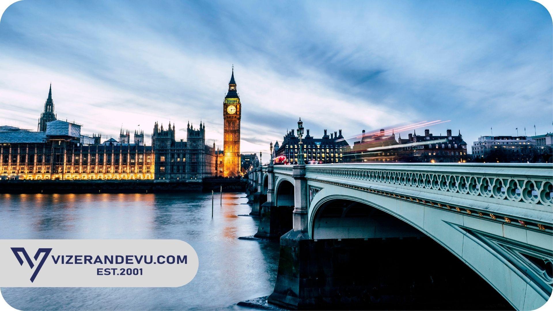 Tier 5 Geçici İşçi Vizesi İngiltere