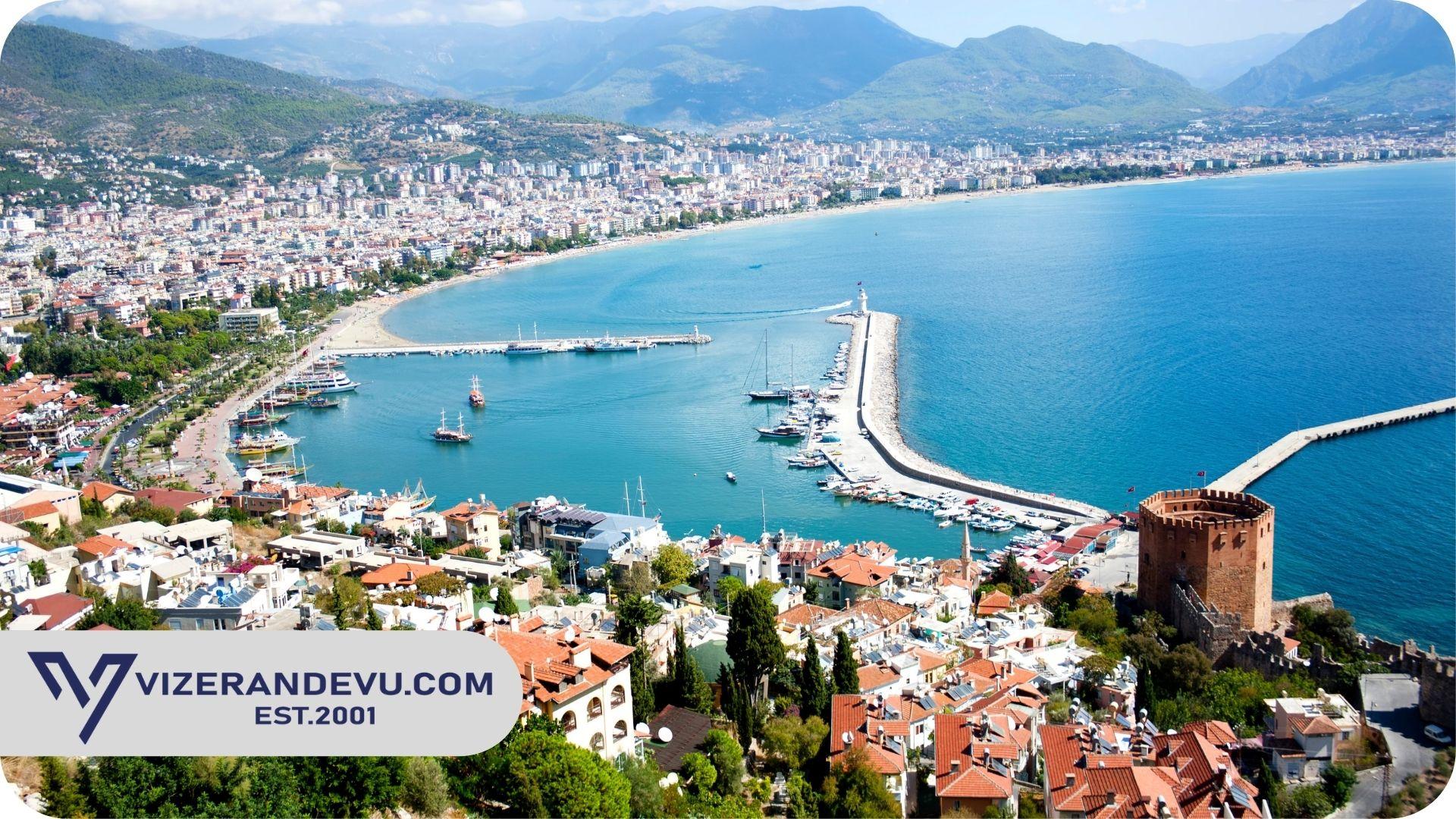 Türkiye Çalışma Vizesi