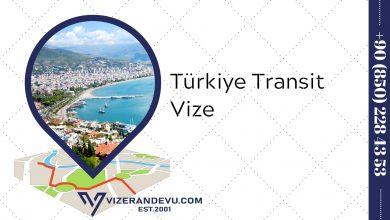 Türkiye Transit Vize