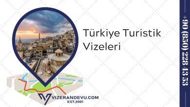 Türkiye Turistik Vizeleri