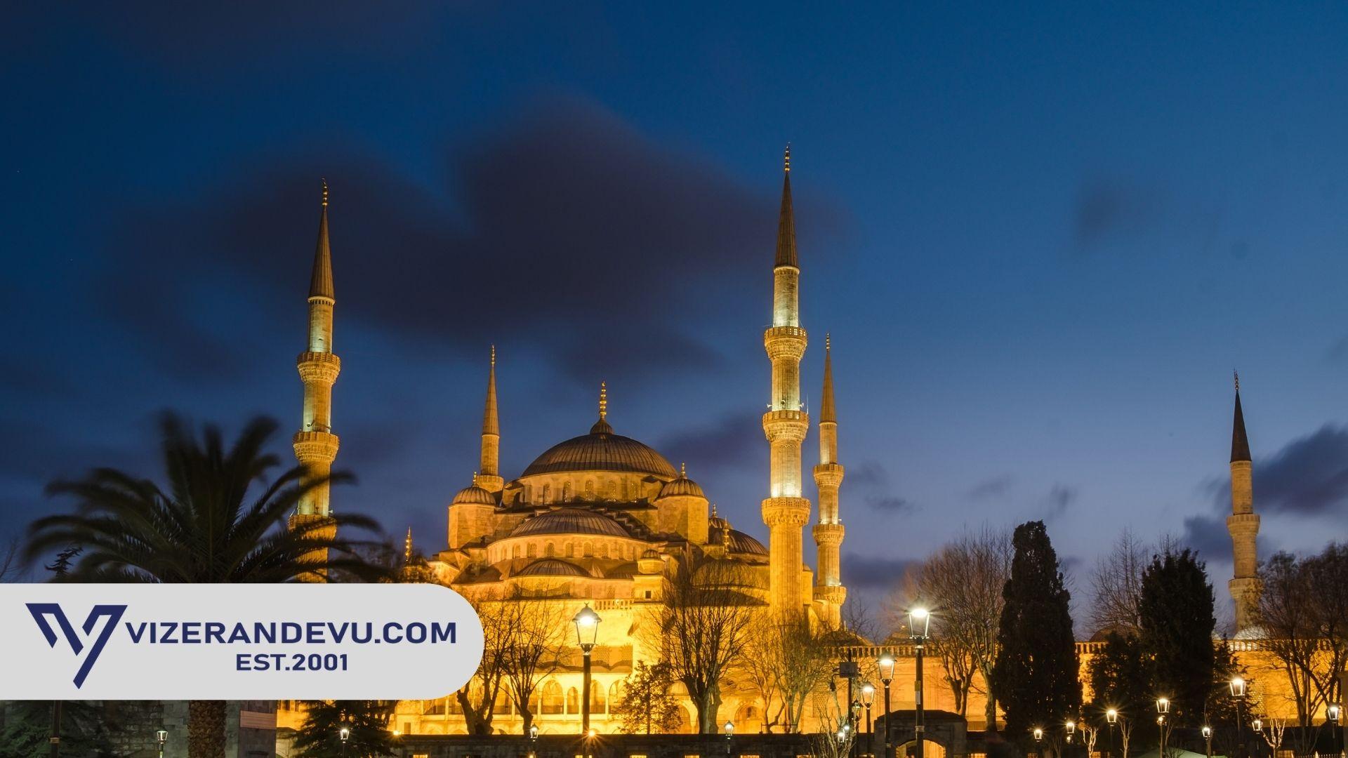 Türkiye Vizesi Şartları
