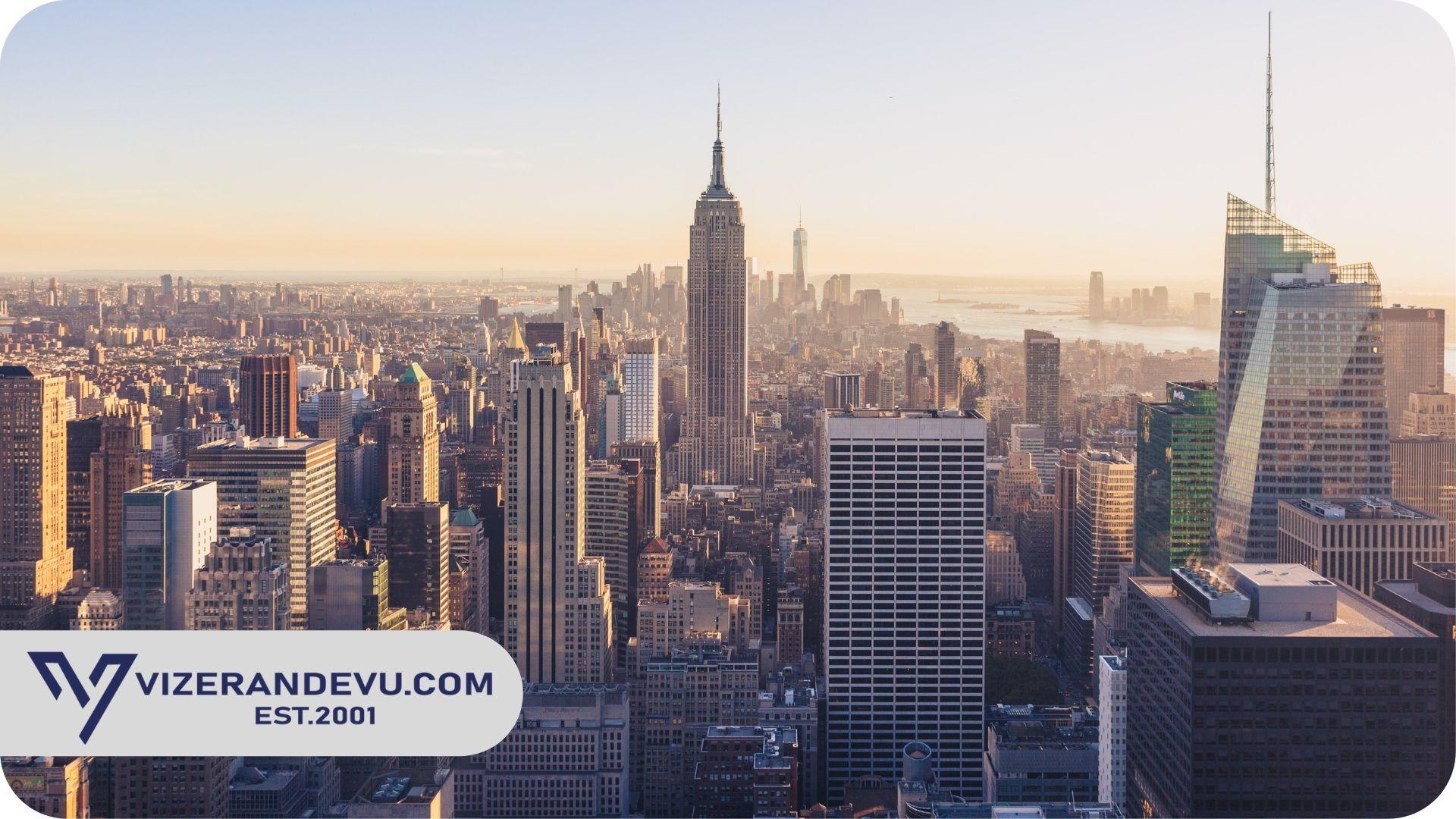 Amerika Turist Vizesi Nasıl Alınır?