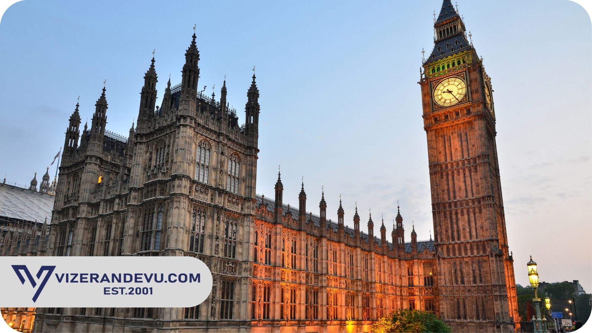 İngiltere Vize Başvurusu Nasıl Yapılır?