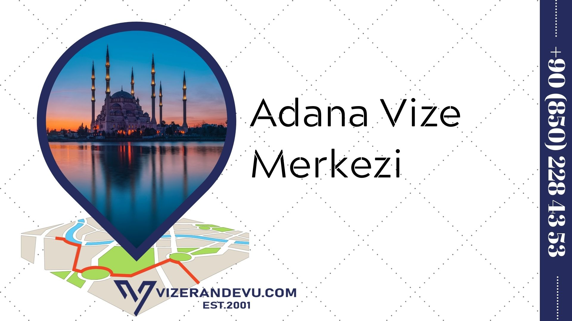 Adana Vize Merkezi
