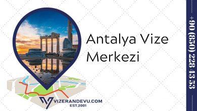 Antalya Vize Merkezi